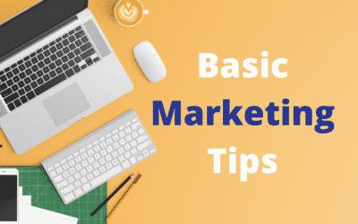Internet Marketing Tips – The Basics